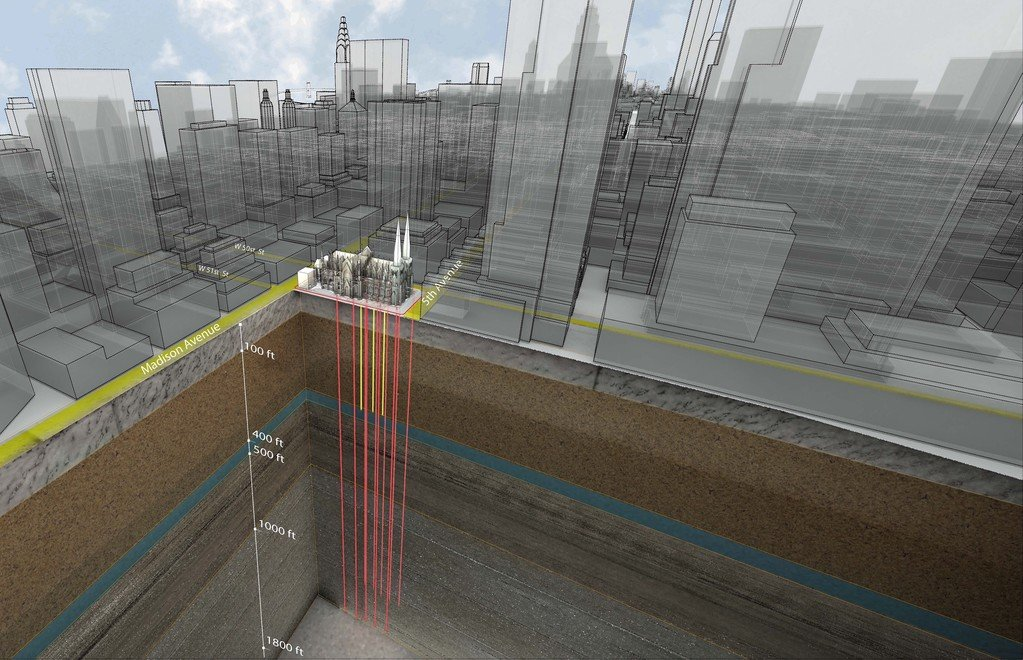 geothermal-st-patrick-cathedral-pw-grosser-consulting