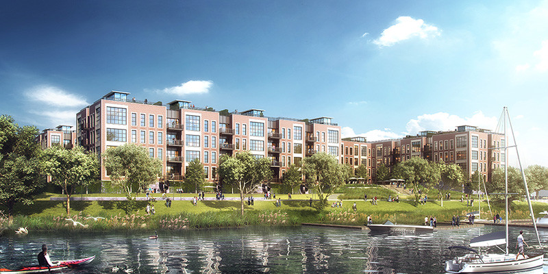 waterfront redevelopment