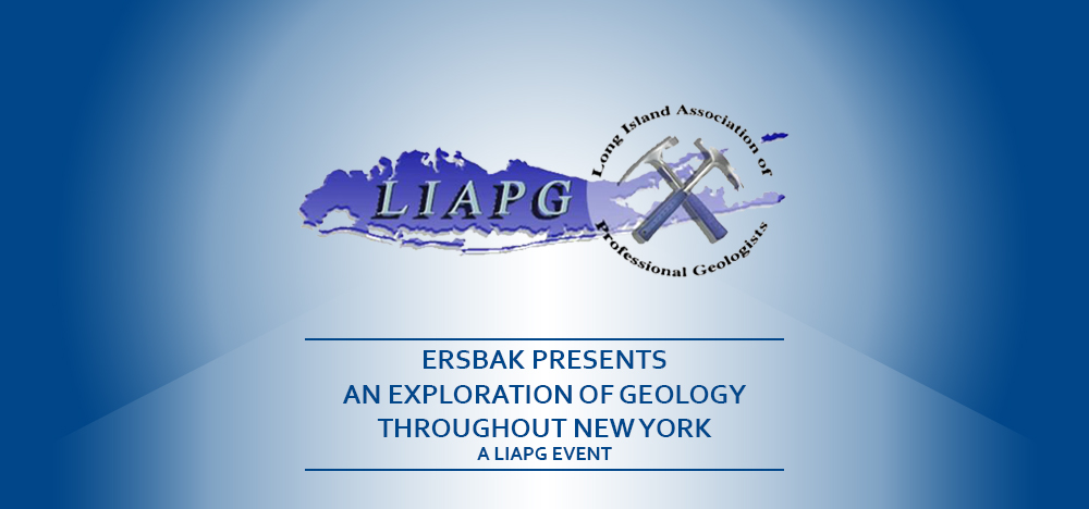 LIAPG An Exploration of Geology throughout New York