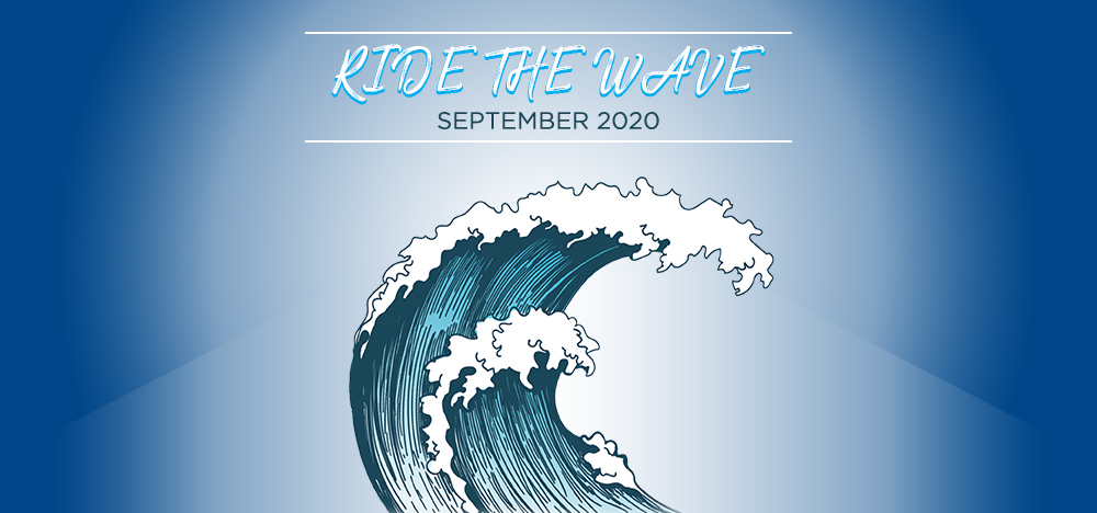 Ride the Wave September 2020