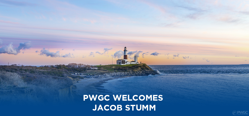 PWGC Welcomes Jacob Stumm