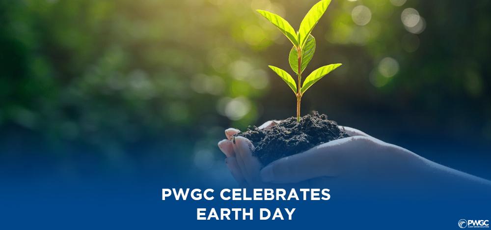 PWGC CELEBRATES EARTH DAY