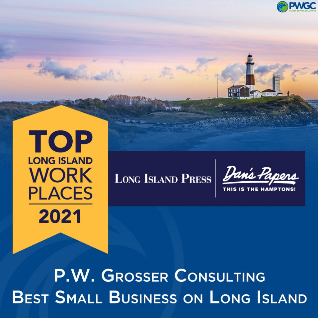 Long Island Press - Top Long Island Workplaces 2021 - Best Small Businesses on Long Island