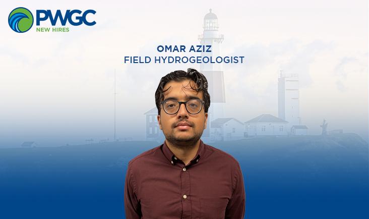 Omar Aziz joins PWGC